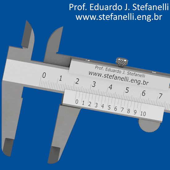 Virtual Vernier Caliper - simulator in 0 05 Millimeter