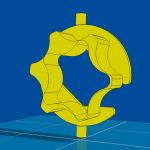 Bomba de Óleo Rotor - Óleo